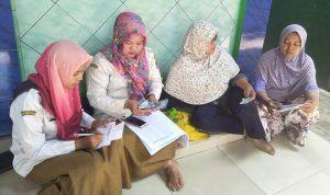 Pegawai kelurahan jakasampurna, Targetkan raihan PBB pegawai sambangi warga