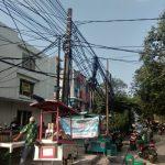 Kabel di Jalan Ahmad Yani, Kabel Semrawut, Estetika Kota
