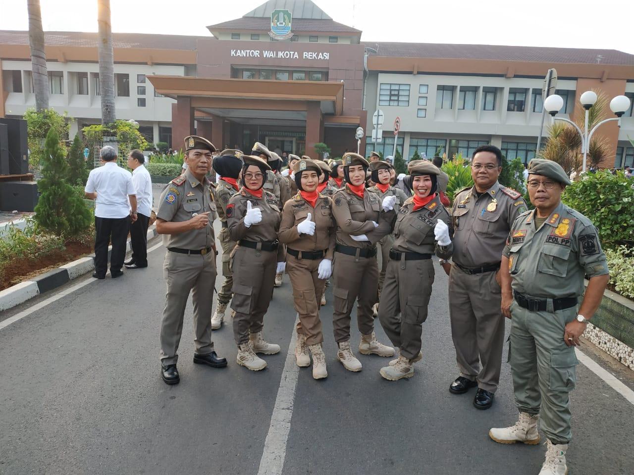 Anggota Satpol PP Kota Bekasi, Satpol PP Dalput
