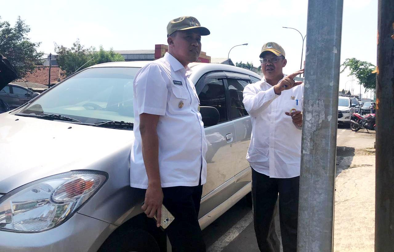 Wakil Wali Kota Bekasi, Tri Adhianto Tjahyono, Wakil Wali Kota Bekasi sidak reklame ilegal