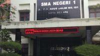 SMAN 1 Bekasi, KH Agus Salim No. 181