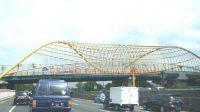 jembatan gkl, grand kamala lagoon, gkl