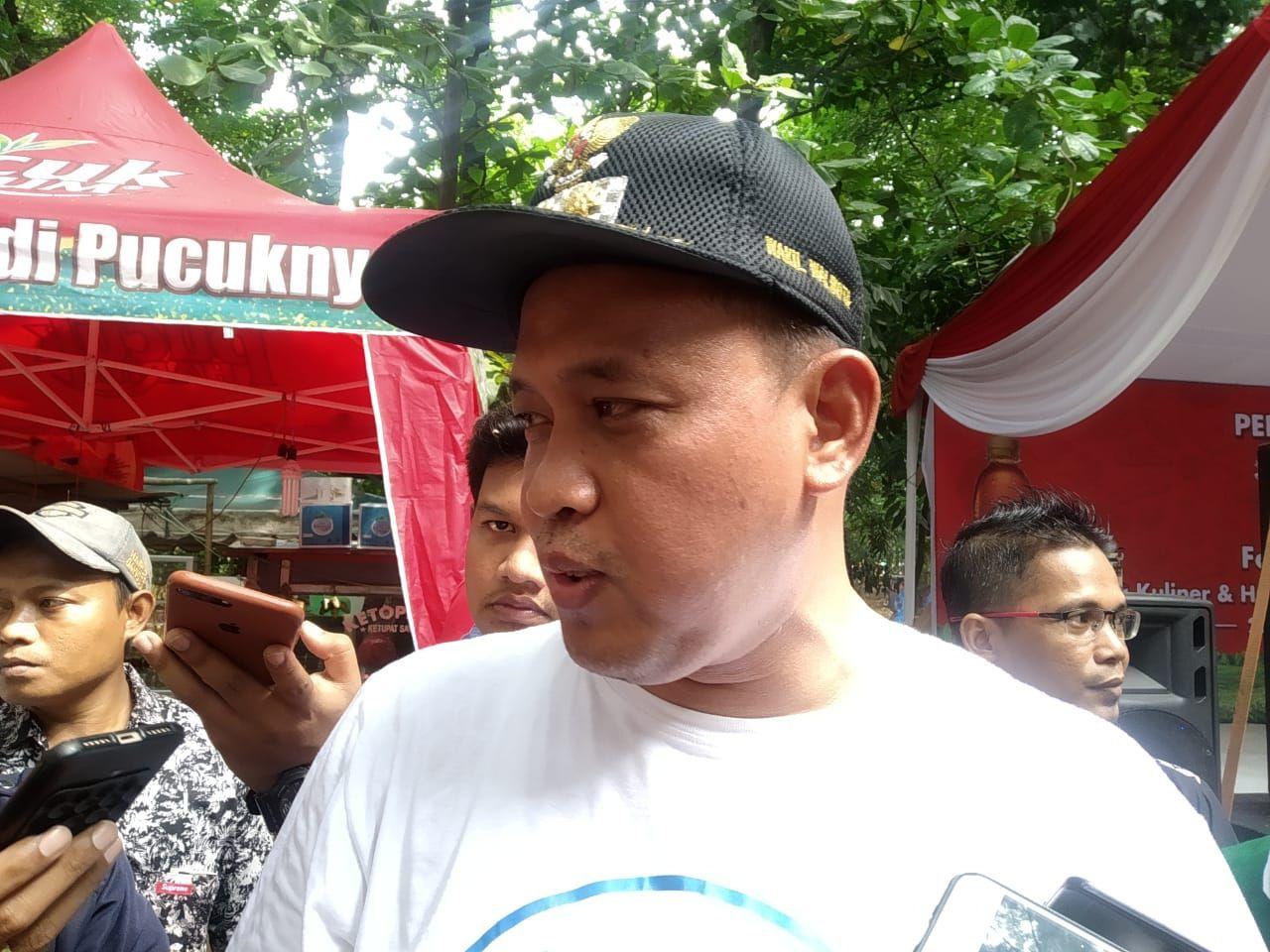 Tri Adhianto Resmikan Taman Kuliner Teh Pucuk Harum