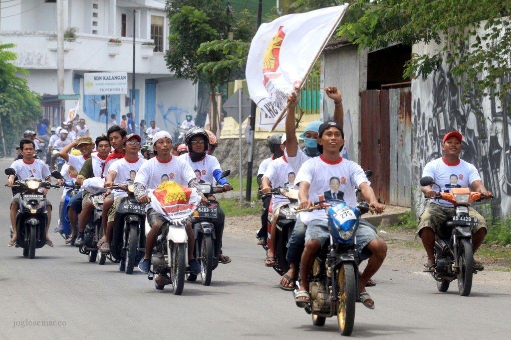 Polisi Himbau Pendukung Capres Tak Lakukan Mobilisasi Massa