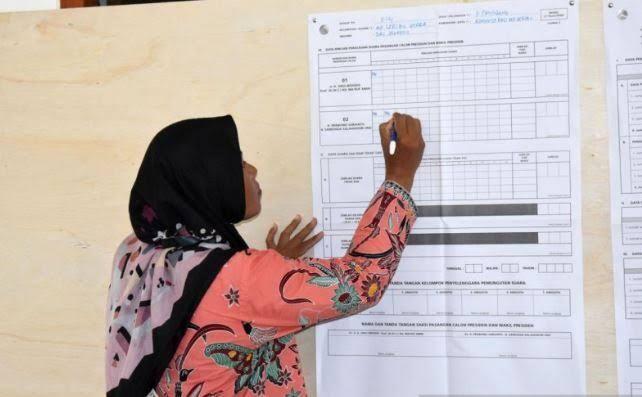 Bawaslu Belum Temukan C1 Palsu di Kota Bekasi