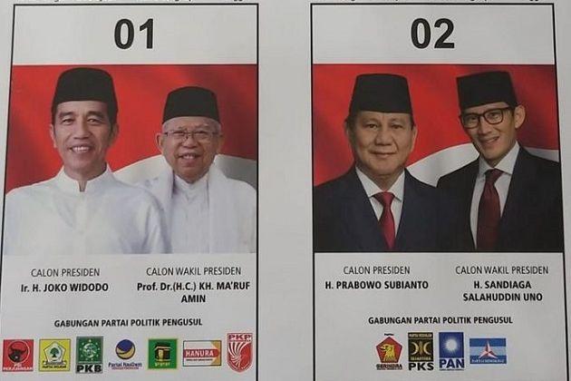 PA 212 Klaim Kemenangan Prabowo-Sandi di Bekasi Raya