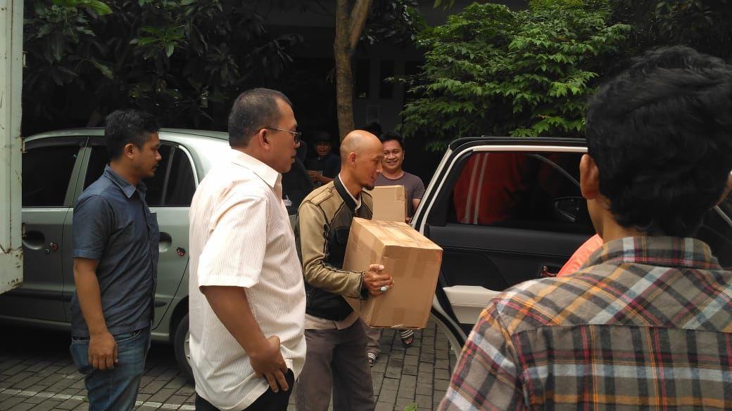 Disdik Kota Bekasi Distribusikan Soal Ujian USBN