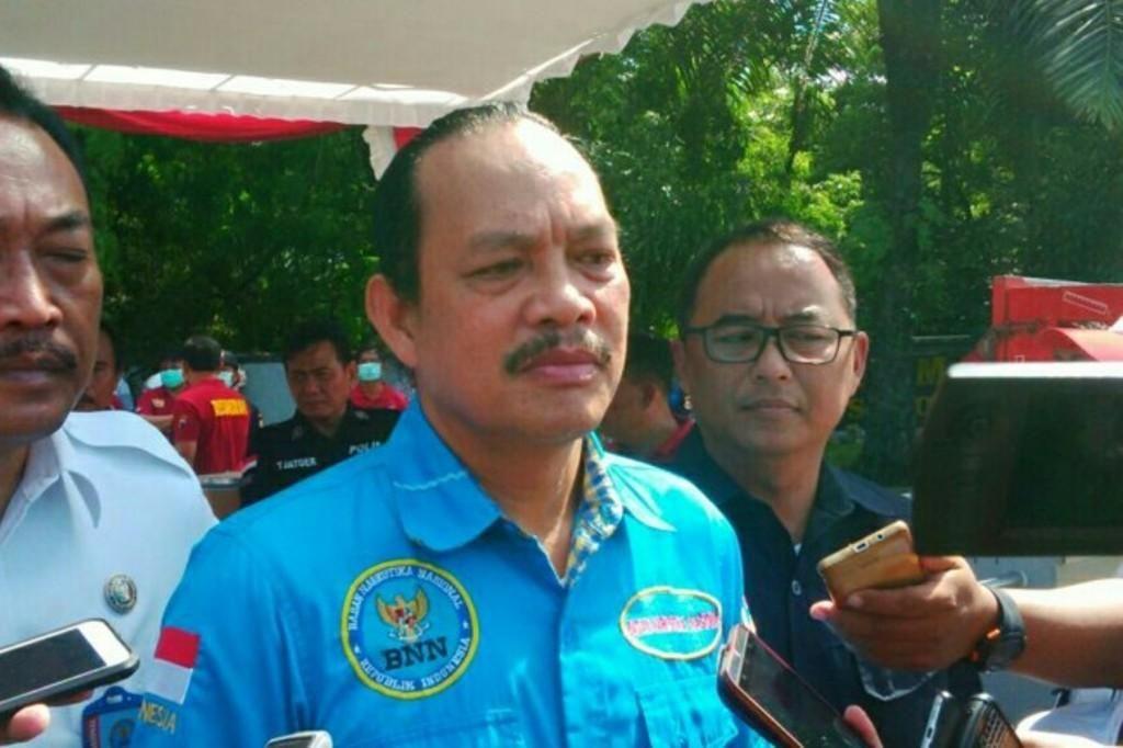 Sabu Seberat 200 Kg Diamankan BNN di Bekasi