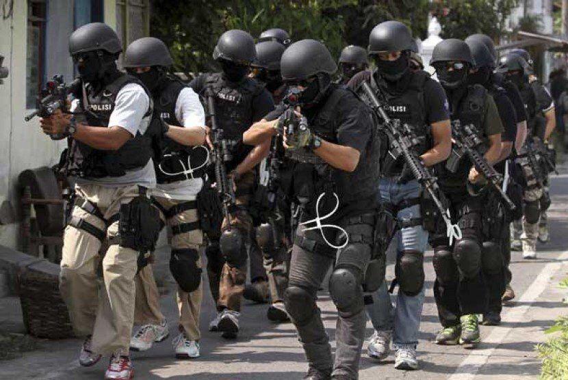 Teroris JAD Bekasi Paling Terlatih, Berencana Serang Pos Polisi Jati Asih