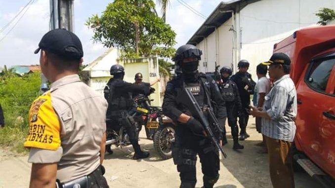 Terduga Teroris Bekasi Miliki Peran Penting di Kelompok JAD