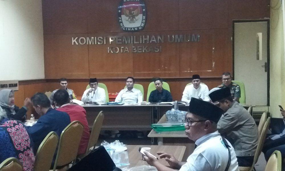 Selisih 134 Ribu, Prabowo Ungguli Jokowi di Kota Bekasi