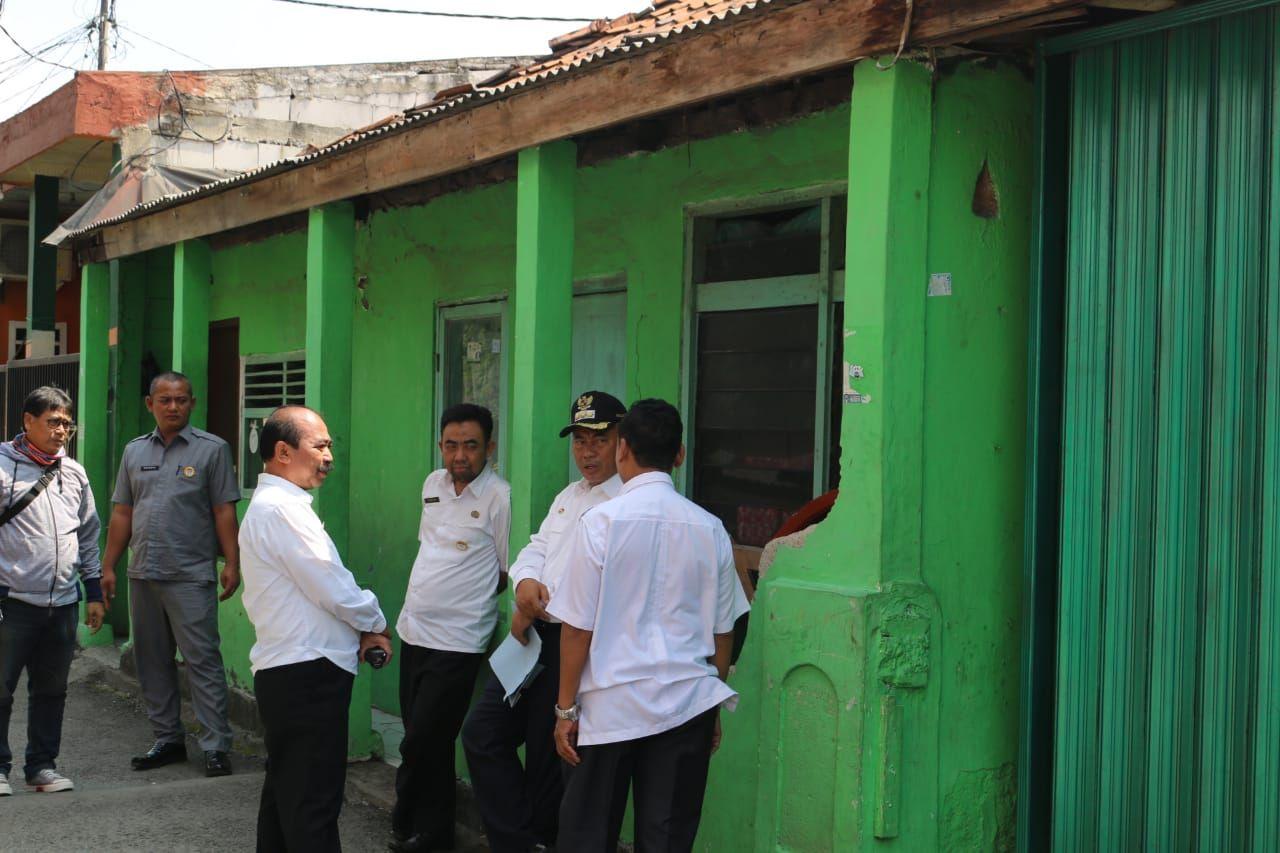 Rahmat Effendi Sosialisasi Kenaikan NJOP PBB di Bekasi Utara