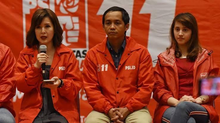 Hanum Sebut PSI Partai Nasakom, Partai Nasib Satu Koma