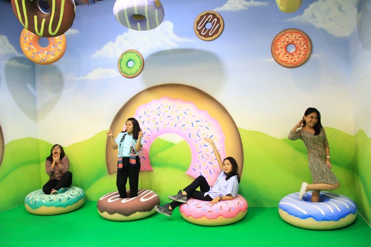 Wahana Instagramable, Summarecon Mall Hadirkan Sweet Treats