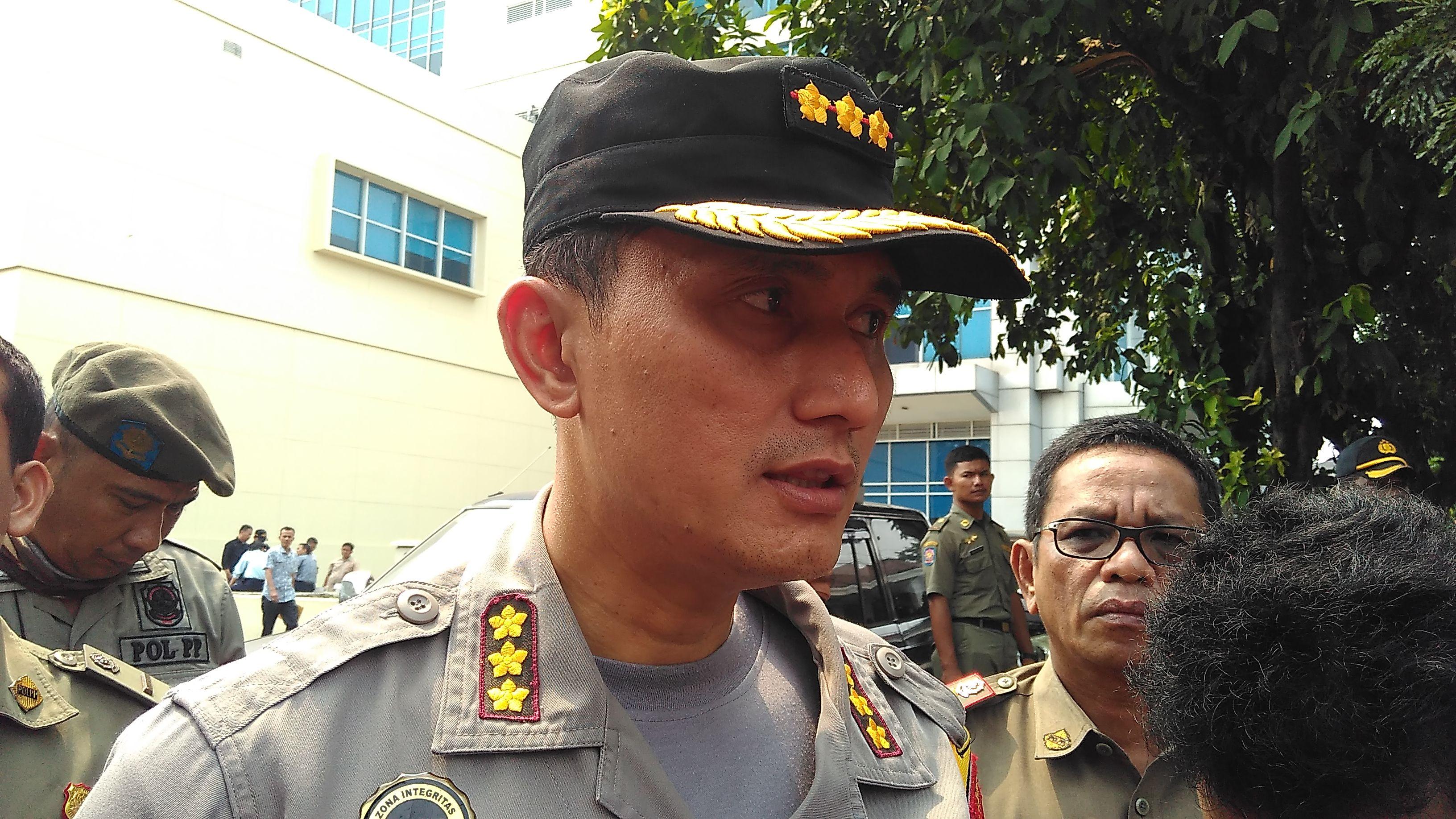 Indarto: 150 Personel Disiagakan di Gudang dan Kantor KPU
