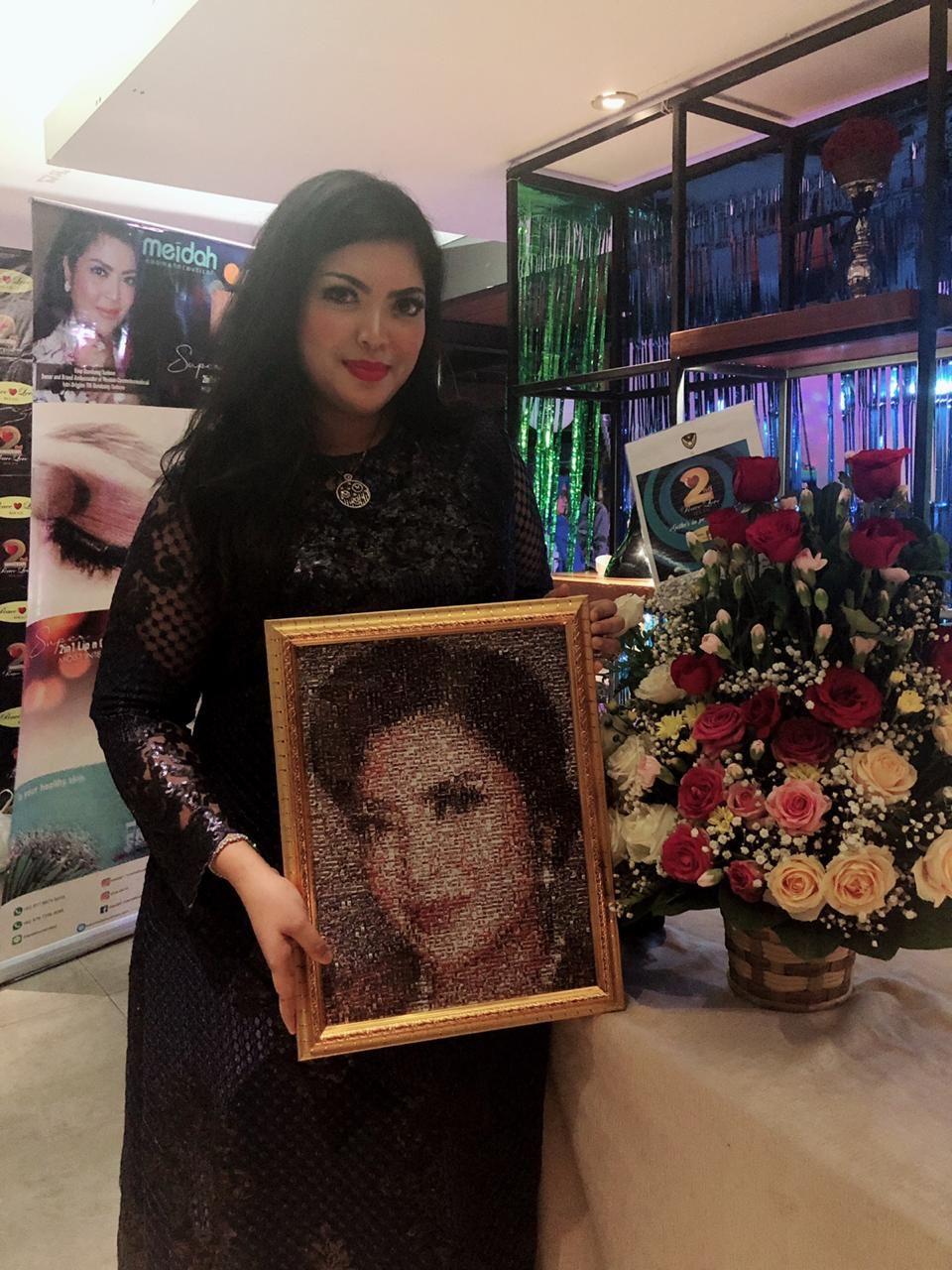 Vina Purbasari Inspirasi Wanita Indonesia